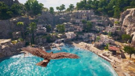 Vid�o : Assassin's Creed Odyssey : Story Creator Mode