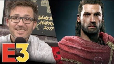 E3 2018 : On a joué 4 heures à Assassin's Creed Odyssey ! Nos impressions