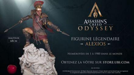 Ubisoft : Statuette Alexios collector