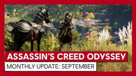 Assassin's Creed Odyssey : Mode discovery
