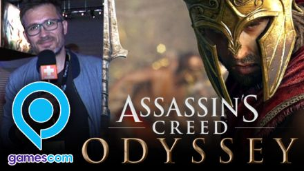Gamescom : Nos impressions d'Assassin's Creed Odyssey