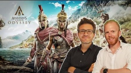 Découvrez Assassin's Creed Odyssey avec nous ! (Replay)