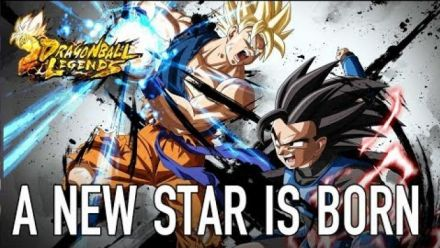 Vidéo : Dragon Ball Legends : Trailer A New Star is Born