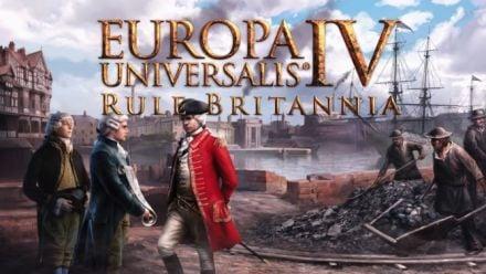 Vid�o : Europa Universalis IV: Rule Britannia
