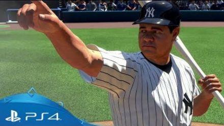 Vid�o : MLB The Show 18 - Trailer de gameplay