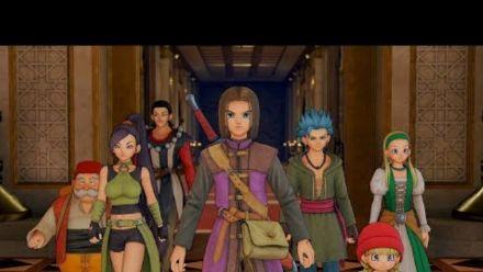 Vidéo : Dragon Quest XI S : Trailer du Tokyo Game Show 2020