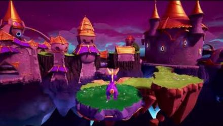 Spyro Reignited Trilogy : Bande-annonce reveal