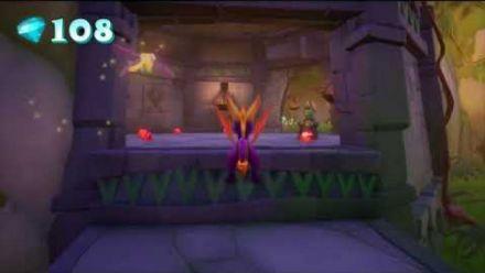 vid�o : Spyro Reignited Trilogy : Idol Springs