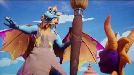 vid�o : Spyro Reignited Trilogy : Stone Hill