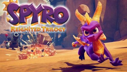 Spyro Reignited Trilogy:  Xbox/PS4 vs PS1 DIGITAL FOUNDRY