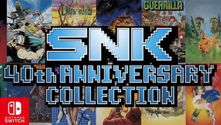 Vidéo : SNK 40th Anniversary : Street Smart et Prehistoric Isle s'illustrent en vidéo