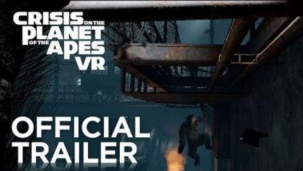 Crisis on the Planet of the Apes VR - Trailer