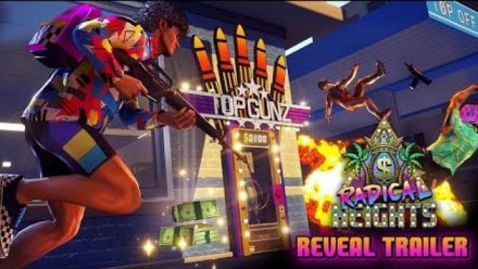 Radical Heights : Trailer d'annonce