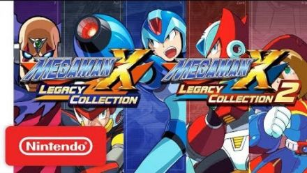 Vid�o : Mega Man X Legacy Collection : Trailer d'annonce