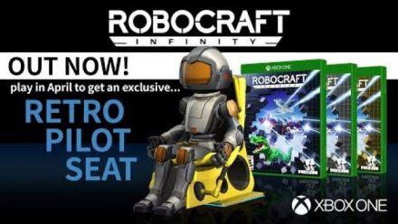 Vidéo : Robocraft Infinity : Trailer de lancement