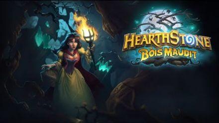 Vidéo : Hearthstone Le Bois Maudit Trailer lancement