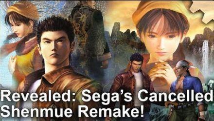 Vidéo : Shenmue I & II : Vidéo du remake annulé par SEGA