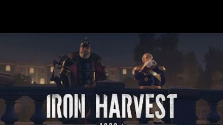 Vid�o : Iron Harvest - Story Trailer [FR]