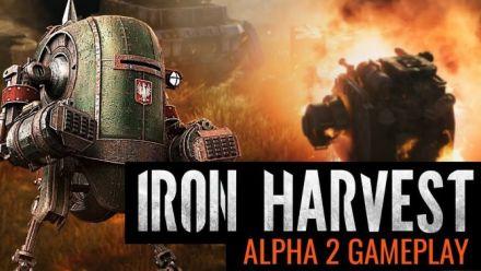 Vidéo : Iron Harvest - Alpha 2 Gameplay