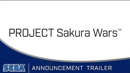 Project Sakura Wars : Trailer d'annonce