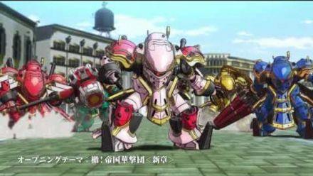 Project Sakura Wars : Trailer de la série animée