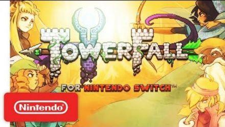 Vidéo : Towerfall Ascension : Trailer d'annonce