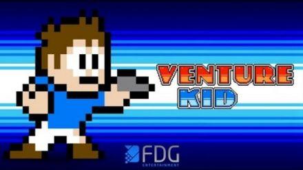 Venture Kid : Trailer d'annonce