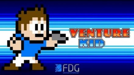 Vid�o : Venture Kid : Trailer d'annonce