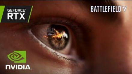 vidéo : Battlefield V : Official GeForce RTX Trailer