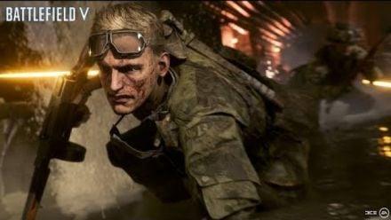 vidéo : Battlefield V - Bande-annonce de la carte Opération Souterrain