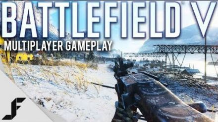 vidéo : Battlefield 5 Gameplay Grand Operations