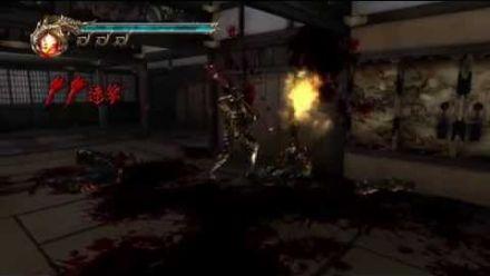 vidéo : Ninja Gaiden II - Master Ninja - 0 dommage Partie 1