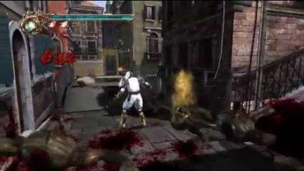 Vid�o : Ninja Gaiden II - Master Ninja - 0 dommage Partie 2
