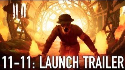 Vidéo : 11-11 Memories Retold : trailer de lancement