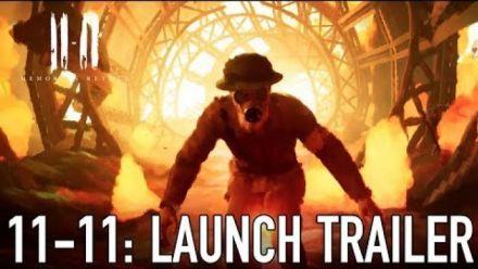 Vid�o : 11-11 Memories Retold : trailer de lancement