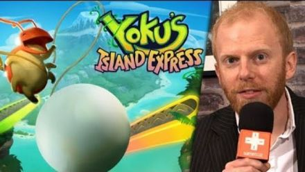 Vid�o : Yoku's Island Express : Nos impressions sans perdre la boule