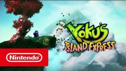 Vid�o : Yoku's Island Express : Trailer de lancement