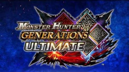 Vid�o : Monster Hunter Generations Ultimate - Trailer d'annonce - Nintendo Switch