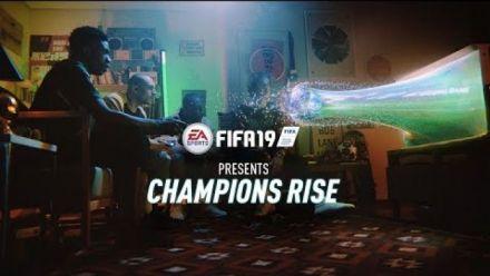 Vidéo : FIFA 19 : Trailer de lancement