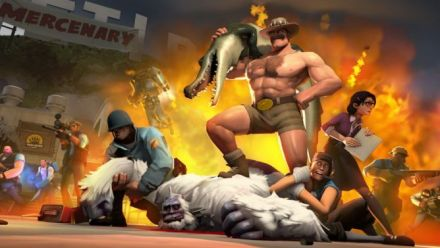 Vid�o : Team Fortress 2 : Jungle Inferno
