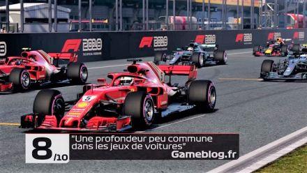 Vid�o : F1 2018 fête ses ventes tonitruantes