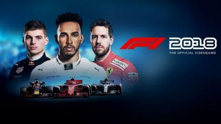 Vid�o : Le trailer de lancement de F1 2018