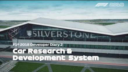 vidéo : F1 2018 | Making Headlines | Car Research & Development System | Developer Diary 2 [FR]