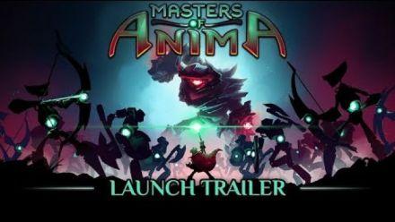 Vidéo : Masters of Anima - Trailer de lancement