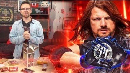 Vid�o : WWE 2K19 : Unboxing de la Wooo Edition