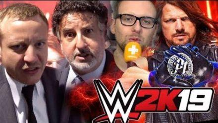 Vid�o : WWE 2K19 : Impressions septembre 2018