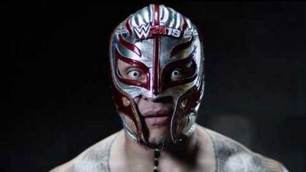 WWE 2K19 : Rey Mysterio pre-order trailer