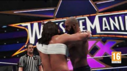 "WWE 2K19 : Trailer ""The Phenomenal One"""