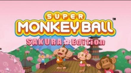 Vidéo : Super Monkey Ball Sakura Edition : Bande-annonce SEGA Forever