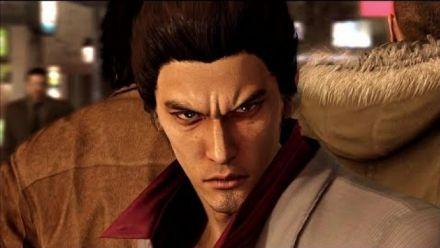 Vidéo : Yakuza 5 : Bande-annonce version PS4